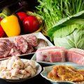 【食材】九州産黒毛和牛もつに加え野菜なども九州食材メイン