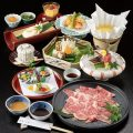 ◆『和牛しゃぶしゃぶコース』◆5000円〜