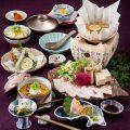 ■お昼の宴会・贅沢ランチに『美食コース』2500円〜