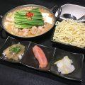 平日ランチ限定!   もつ鍋定食◆1,280円(税別)11:00〜15:00