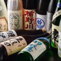 【全国の日本酒】四季限定や本数限定を含め30種類以上を常備◎