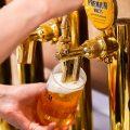 【泡たっぷり】生ビールの美味しさを追求し注ぎ方にもこだわる