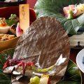 福岡の新鮮な魚介類をはじめ厳選した素材を活かした季節のお料理