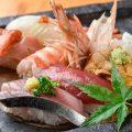 〈自慢のにぎり寿司〉鮮魚のにぎり寿司も是非ご賞味ください