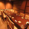 8〜13名様用のお座敷個室です。ご宴会に人気!!