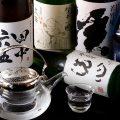 九州の地酒も取り揃えております。