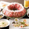 全国初!博多炊き肉鍋は金蔦でしか味わえない絶品鍋です☆