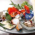 日々新鮮な魚野菜を使った 店主拘りのコース料理