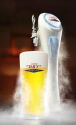 今話題の-2℃の生ビール!ぜひ当店で体感してください