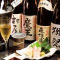 日本酒各種あります!『獺祭』大吟醸磨き50は山口県の銘日本酒