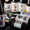 【日本酒】福岡の地酒だけでなく全国各地の銘酒が揃っています