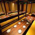 ◆個室は最大60名様まで!!◆