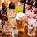 【お酒】お得な飲み放題プランはご利用時間も選べます◎