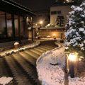 天神・春吉・西中洲で庭園の雰囲気を目の前にお食事頂けます。