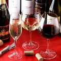 料理に合うワインもご用意しております。