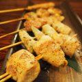 野菜を豚バラで巻いた串焼き 野菜の旨みもしっかり堪能出来ます