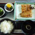 蒲焼定食(松)