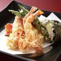サクサクの揚げたての天ぷらをぜひご賞味ください。