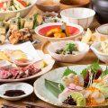 伊万里牛や博多一番鶏など素材にこだわったお肉料理をご用意