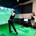 【ゴルフパーティ】中洲でゴルフ!飲放付パーティプランも◎