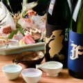 福岡の地酒は長浜の新鮮な地魚との相性抜群!