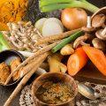 【料 理】野菜をしっかり食べられる逸品をご用意しております