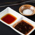 【タレ】1週間かけて作るお肉の味が引き立つタレは自家製◎