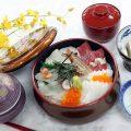 【新鮮な海の幸を堪能】海鮮どんぶり膳 /1,650円(税込)