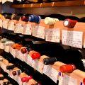 ワインセラーにはフランス産を中心に120〜130銘柄を揃える