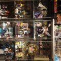 店内はフィギュアやアニメグッズで溢れてます!