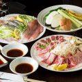 鉄板焼きのメニューも充実しています!お肉好きも魚好きも大満足