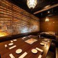 【テーブル個室】最大14名様の完全個室!宴会・飲み会などに◎
