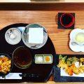 揚げたての天ぷらをご賞味ください