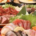 海鮮含む食べ飲み放題は満足感あり!