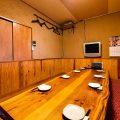 1室限定の完全個室!宴会などにぜひ