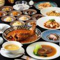 市場から仕入れた食材で作る本格四川コースは5,000円〜