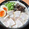 麺は「一幸舎」グループの製麺所「慶史」から取り寄せる特注品♪