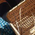 アンティーク竹籠づくり