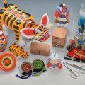 福岡・博多にゆかりの伝統工芸品が勢揃い。